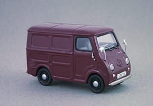 Goggomobil TL250 dark red