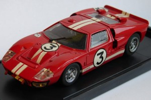 Ford GT40 Mk II Le Mans 1966