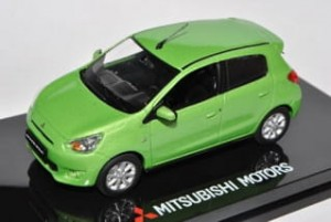 Mitsubishi Space Star green