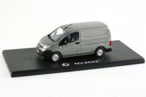 Nissan NV200 Van dark grey