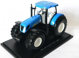 Traktor New Holland T7070 2009