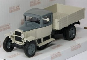GAZ-MM 1946 grey
