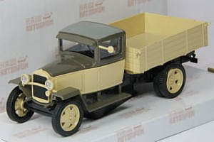 GAZ-MM 1946 cream