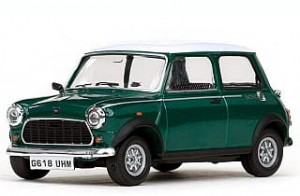 Mini Racing Green limited edition 1990