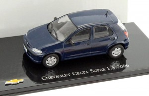 Chevrolet Celta Super 1.4 2006