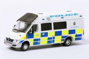 Mercedes-Benz Sprinter Cambridgeshire Police (white)