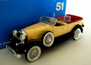 Lincoln Sport Phaeton open 1928